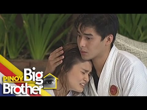 PBB 7 Day 223: Alec, tinulungan si Kim maka-move on