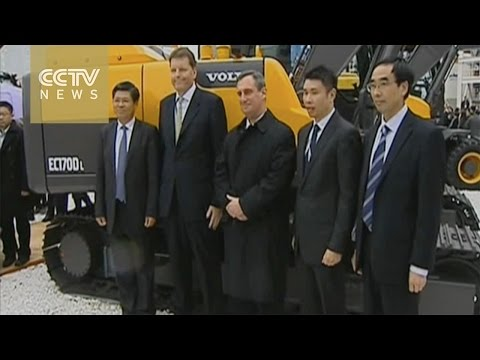Chinese construction companies look for opportunities to grow