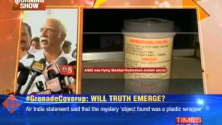 Did Air India cover up 'security failure'?