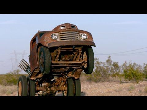 Wheelstanding Dump Truck! Stubby Bob's Comeback - Roadkill Ep. 52