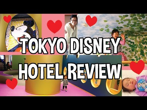 Top 9 Best Hotels at Tokyo Disney Resort