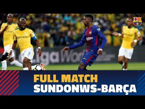 LIVE - Mamelodi Sundowns v FC Barcelona