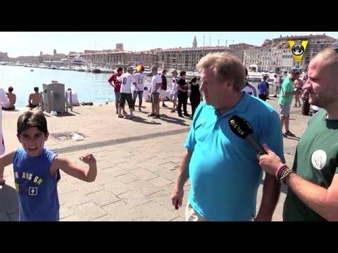 Door de straten van Marseille met Boskamp - VOETBAL INSIDE