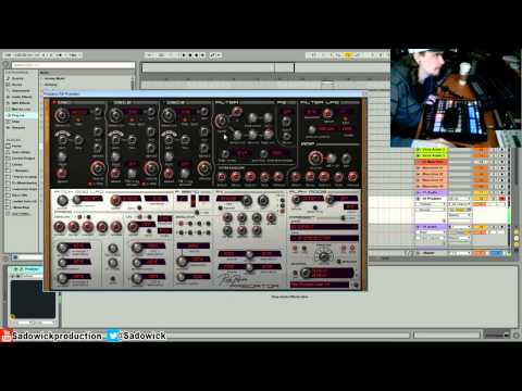 Getting Otherworldy Sounds With Rop Papen - Predator
