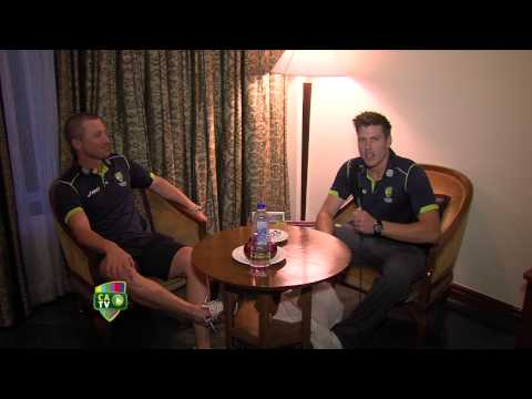 Faulkners fables with Haddin