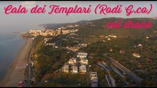 Cala dei templari (Rodi Garganico) DRONE DJI Phantom
