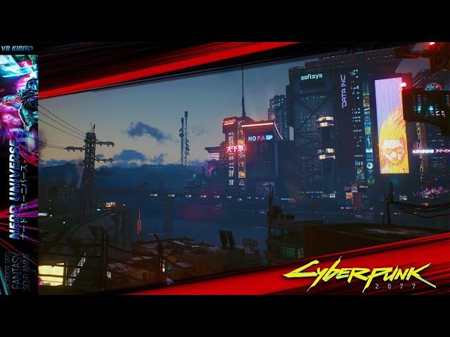 Cyberpunk 2077 | Nomad Netrunner Livestream ✮ PC | Ultra 1440p 60 FPS