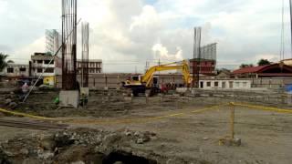 Sm dagupan construction