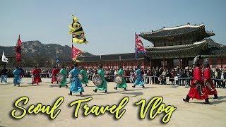 Liburan di Korea | Gyeongbokgung & Bukchon Hanok Village Tour
