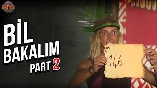 Bil Bakalım 2. Part   35. Bölüm   Survivor Türkiye - Yunanistan