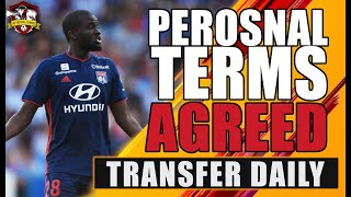 Manchester United have agreed personal terms with Tanguy Ndombele? Transfer Daily