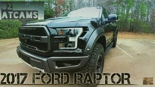2017 Ford Raptor-The Off Road King