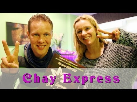 CHAY EXPRESS - 1. veganer Bringdienst in Hannover