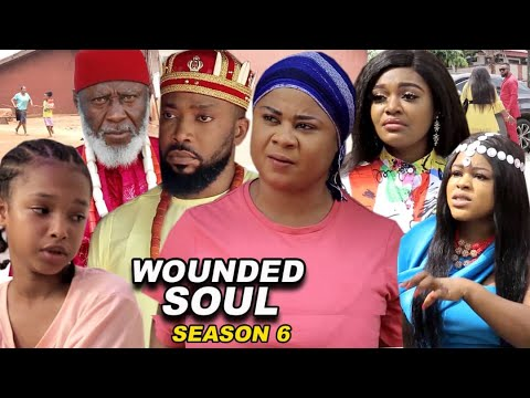 Download WOUNDED SOUL SEASON 6 (Trending New Movie )Fredrick Leonard 2021 Latest Nigerian Nollywood  Movie