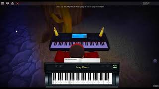Video Game Medley - [See description] on a ROBLOX piano.