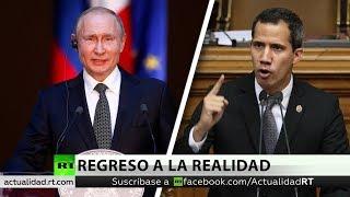 Sanciones, Venezuela y Libia: de qué habló Putin con los líderes de Italia y el Vaticano