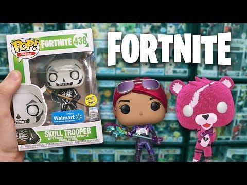 Fortnite Wave 3 Funko Pop Hunting!