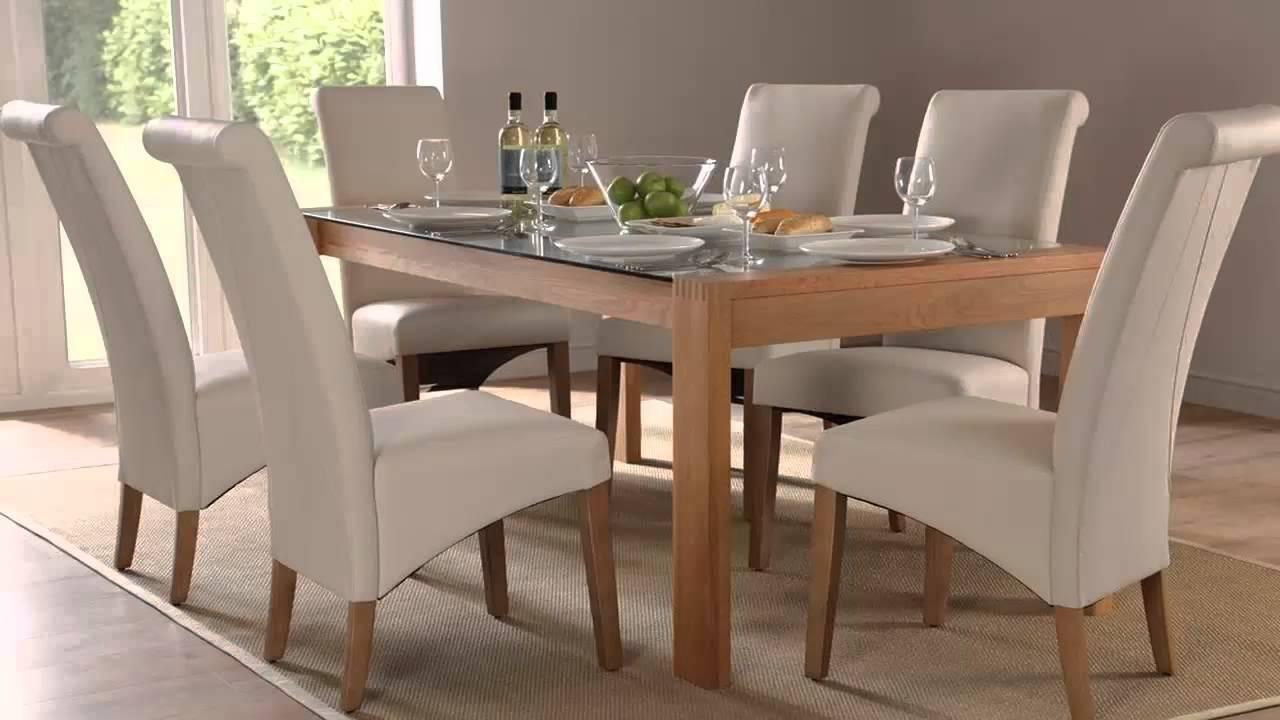 طاولات خشبيه لغرف الطعام Youtube