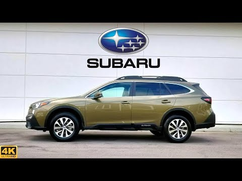 2020 Subaru Outback: FULL REVIEW | Subaru Goes Techy and Hits a HOME RUN!