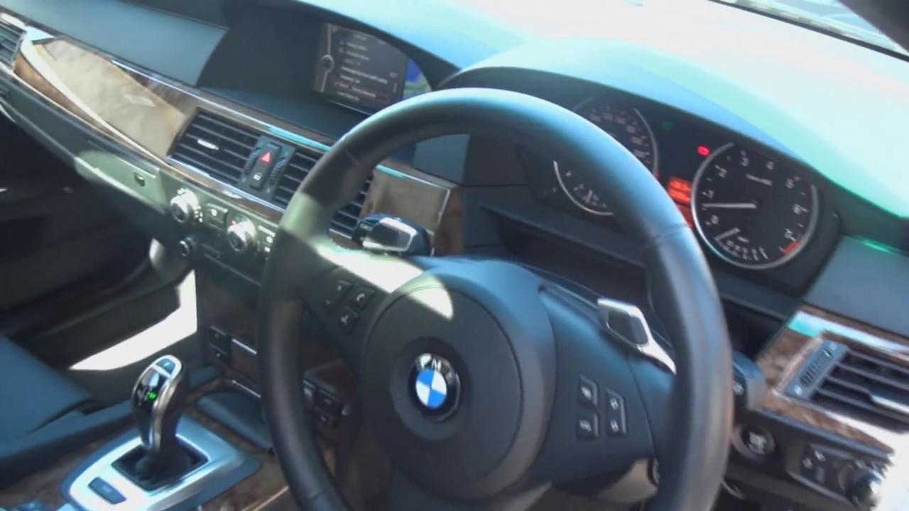 BMW E60530iM SportThe final model at japan  YouTube