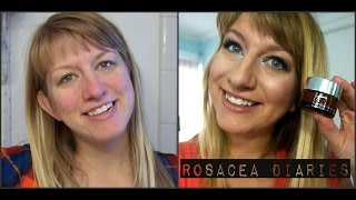 Bye Bye Redness? + IT Cosmetics CC Cream Demo and Review | Rosacea Diaries