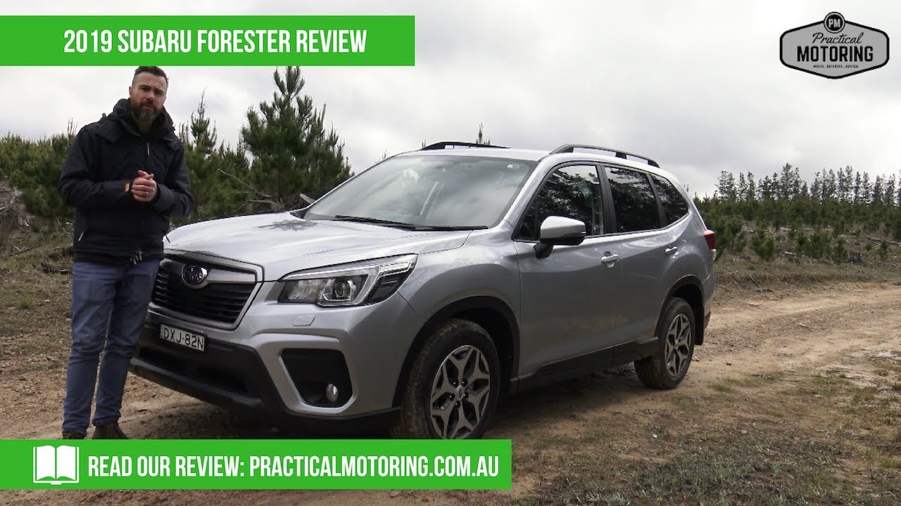 2019 Subaru Forester Video Review Youtube