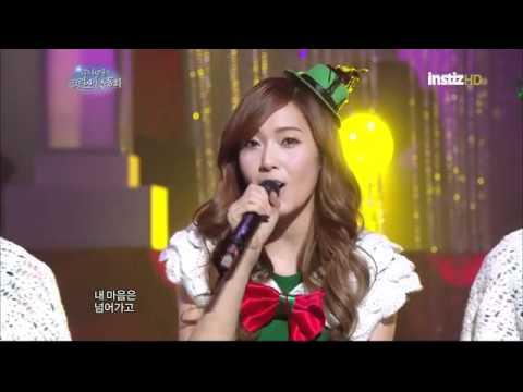 [소시동화111225] 소녀시대 (少女時代, SNSD) - Kissing You mp3