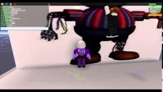 ROBLOX: Name that Five Night's at Freddy's character walkthrough. (Old version, not updated)