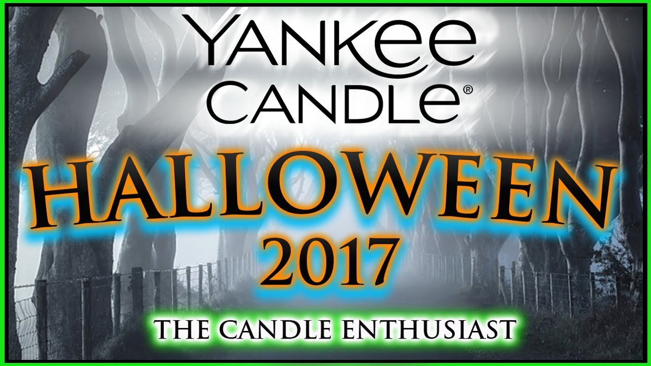 Yankee candle halloween 2017 spoiler alert new for Most popular candles 2017