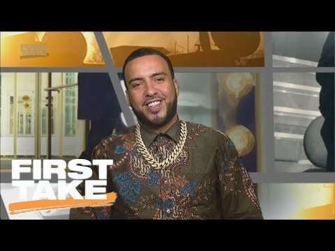 French Montana Talks Lonzo Ball, Lakers & 'Jungle Rules' | First Take | July 19, 2017