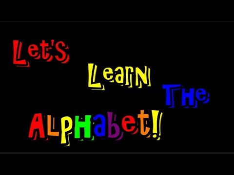 Children Learn ABCs - Letters, Sounds, and Words