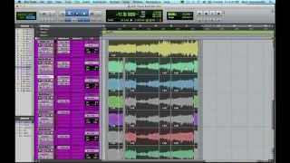 How to Bounce Individual Tracks As .WAV Stems And Prepare For Transfer: Pro Tools and Logic Pro