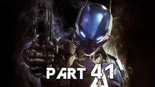 Batman Arkham Knight Walkthrough Gameplay Part 41 - Arkham Knight's Identity (PS4)