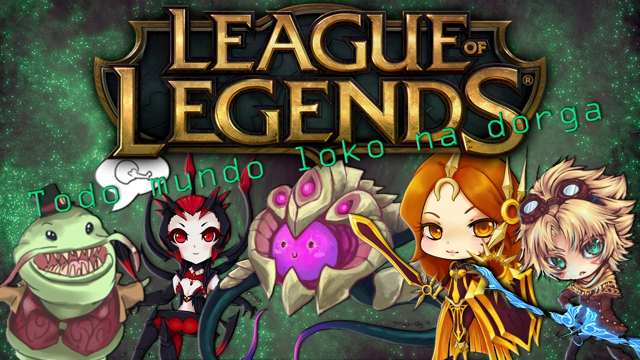 Leauge Of Legends Na