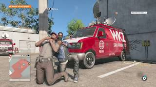 Sly Gameplay - Watch Dogs 2 Funny/Brutal Moments Compilation Vol.1 (Watch Dogs 1 Comparison)