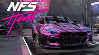 NEED FOR SPEED HEAT Gameplay - BMW Z4 M40i Customization & Multiplayer