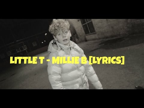 BGMedia  Little T   Never Be Millie B Send {LYRICS}