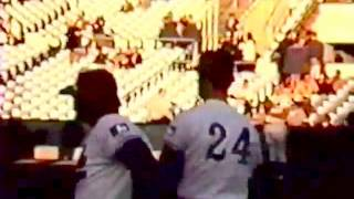 1969 Jarry Park Montreal Expos v. San Diego Padres
