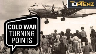 10 Key Events That Defined the Cold War