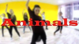Marisha Heels choreography. Nabiha – Animals.Fabrique Dance Centre