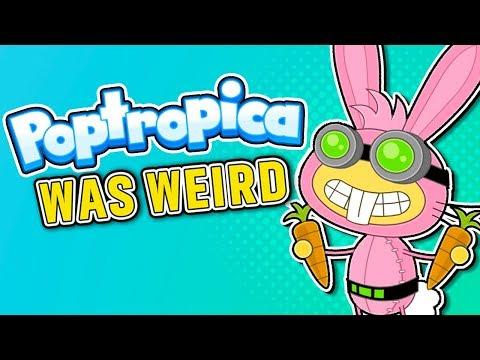 Poptropica Was Weird (Jeff Kinney's Flash Game) | Billiam