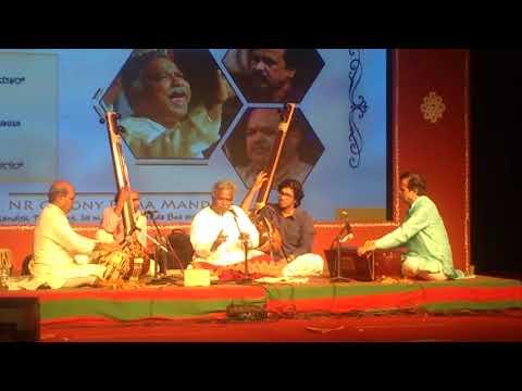 Ondu Baari Smarane Saalade - Srimad Vadirajathirtha Gurusarvabhoumaru - Pandit Venkatesh Kumar