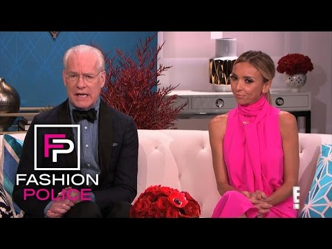 Fashion Police  Tim Gunn Slams Jennifer Lawrence's Look  E!