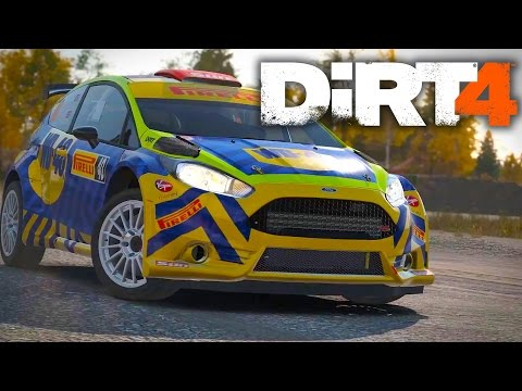 dirt 4 developer diary introducing your stage youtube. Black Bedroom Furniture Sets. Home Design Ideas