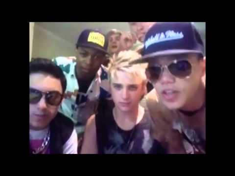 IM5-Ustream w/ Todrick Hall