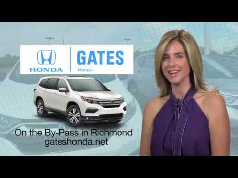 Lease a 2018 Honda Pilot at Gates Honda