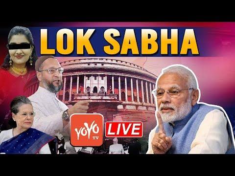Lok Sabha LIVE