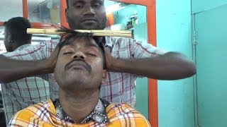 Relaxing Stick Head Massage Asmr With Raja Massage Help For Sleep