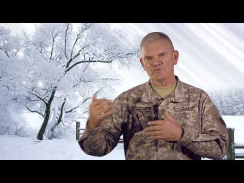 ND Adjutant General 2013 Holiday Message