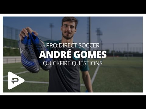 André Gomes Interview: Lightning Questions